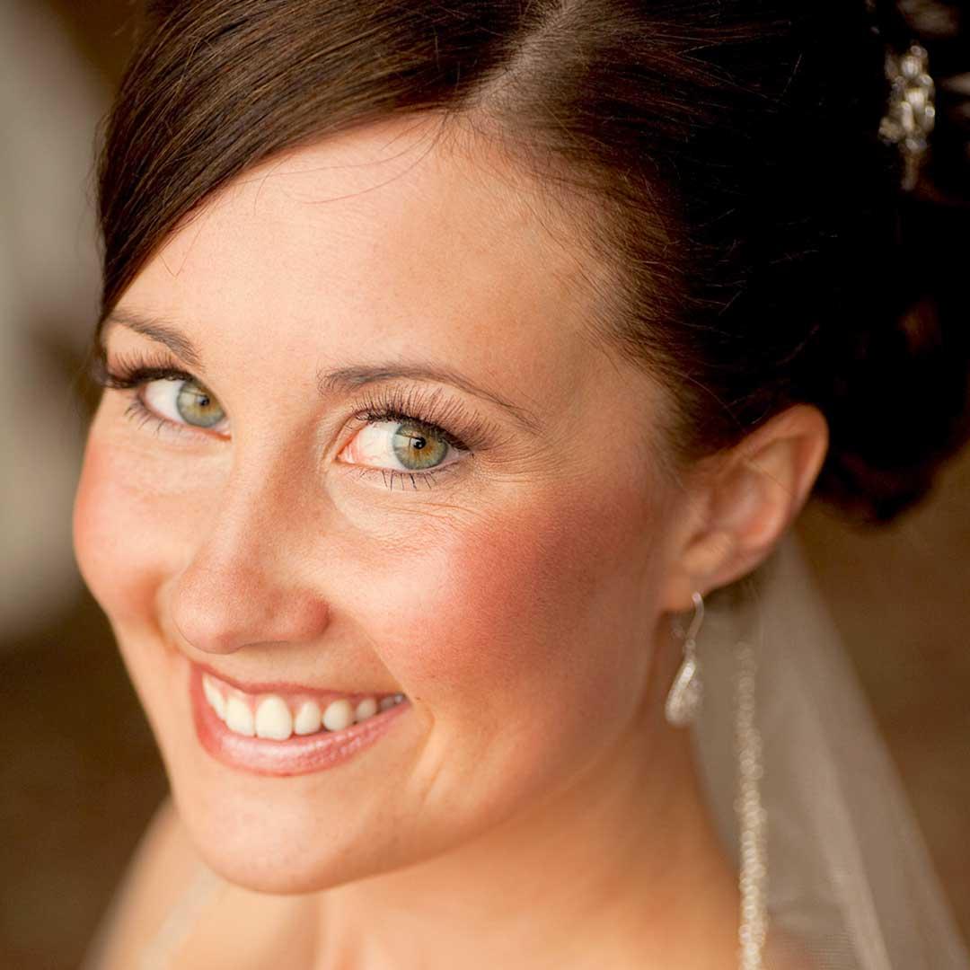 Salon Wedding Makeup